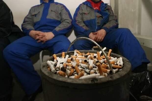 Курение предложили сделать вне закона