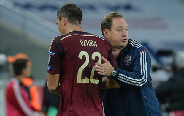 Дзюба назвал лучшего футбольного тренера России