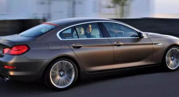 BMW отзывает в России 35 автомобилей из-за фонаря стоп-сигнала