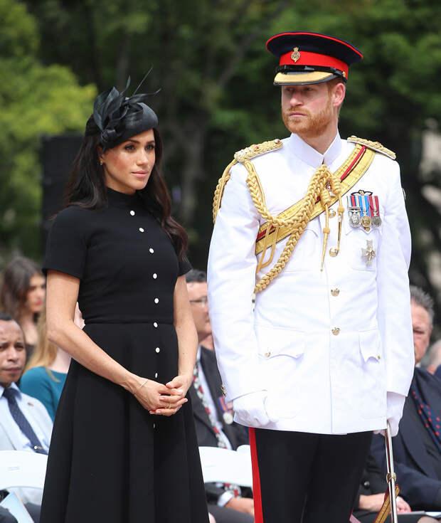 Принц Гарри и Меган Маркл финансовое сосотояние