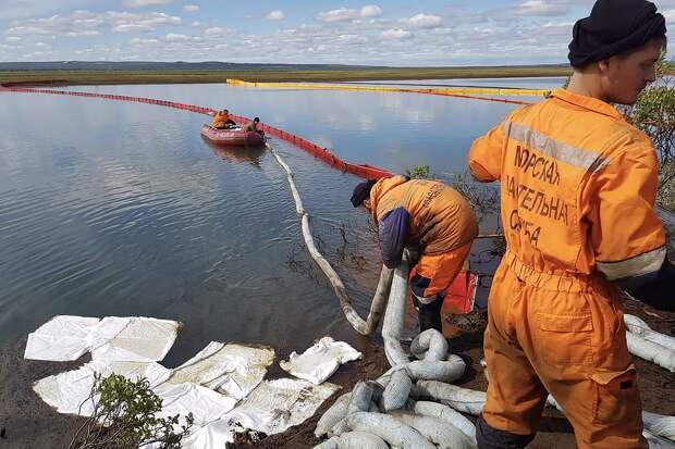 «Норникель» решил оспорить сумму ущерба экологии после аварии под Норильском