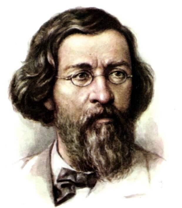 Николай Гаврилович Чернышевский.