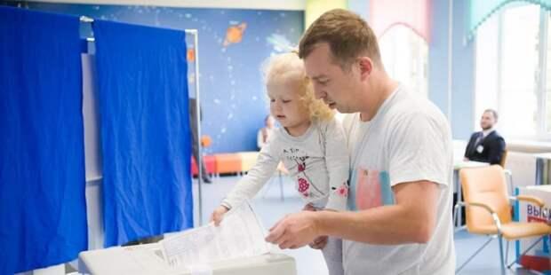Мосгоризбирком: Все участки на выборах в сентябре будут оснащены средствами индивидуальной защиты. Фото: Е. Самарин mos.ru