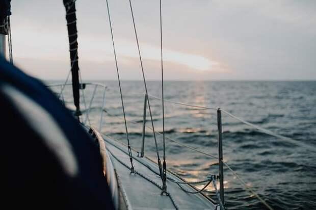 Столкновение японского и российского судов могло произойти из-за тумана