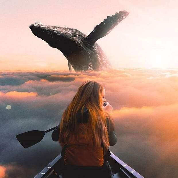 Фото, которые похожи на удивительные сны