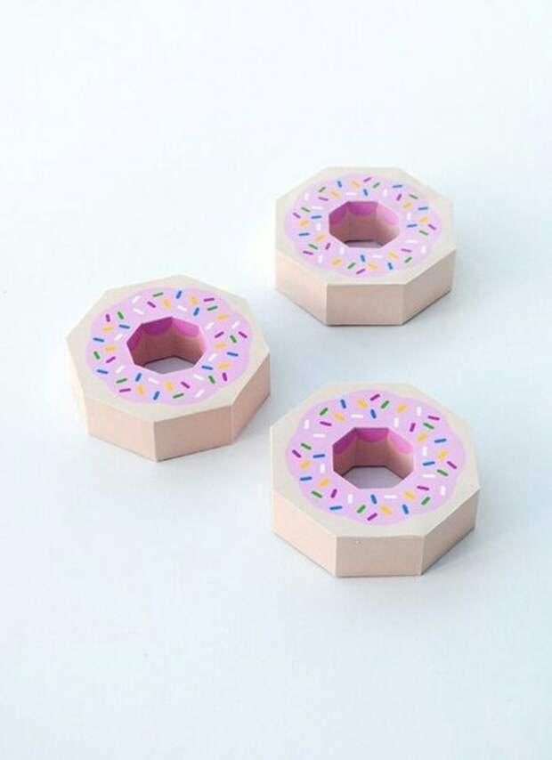 Для пончикоманов и пончиколюбов (diy)