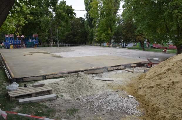 В конце августа в Симферополе оборудуют спортплощадку для инвалидов