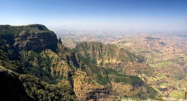 RoofofAfrica11 «Крыша Африки»: впечатляющая красота Эфиопского нагорья