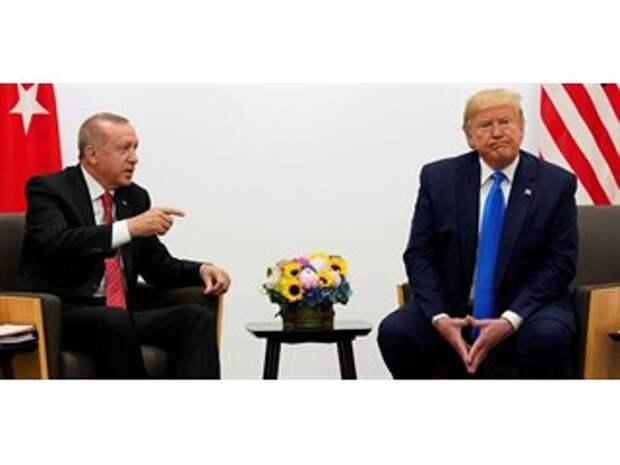 Сразу после Меркель американцы возьмутся за Эрдогана…
