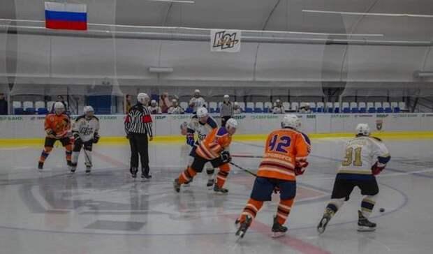 Хоккейный турнир в честь Дня Победы стартовал на Северном флоте