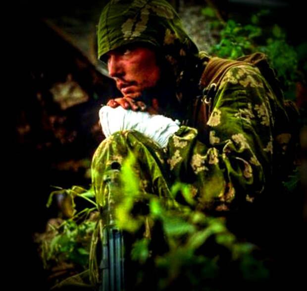 Разговор у БМП: Чечня-96