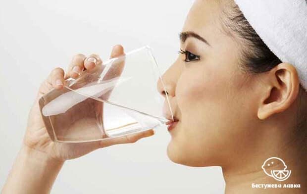 Метод лечения водой