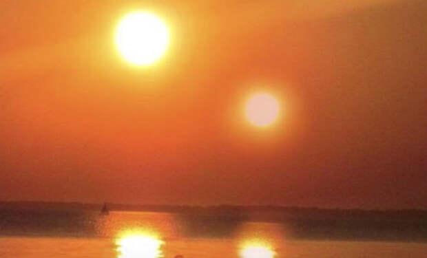 Явления в небе остались без объяснений: видео случайных прохожих