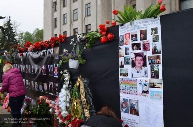 Зеленский прервал молчание и высказал соболезнования семьям погибших 2 мая в Одессе