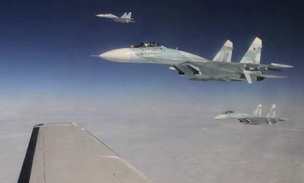 ВКС РФ эффектно ответили напровокацию 15 кораблей НАТО вБалтийском море