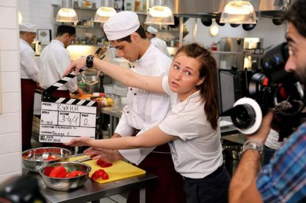 Интересные факты о сериале «Кухня» (5 фото)