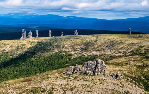 Легенда о Маньпупунёре, самой крутой достопримечательности России