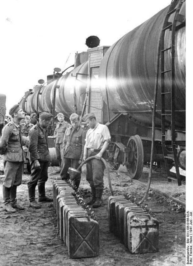 Как Румыния приводила в движение немецкую армию