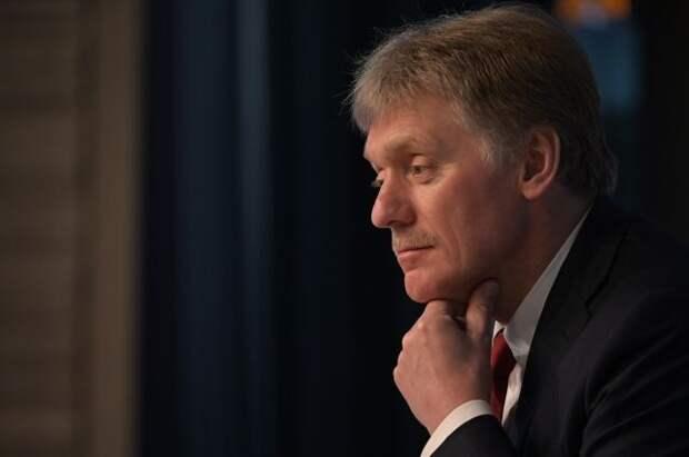 Песков заявил, что Путин и Байден на встрече могут обсудить ДОН
