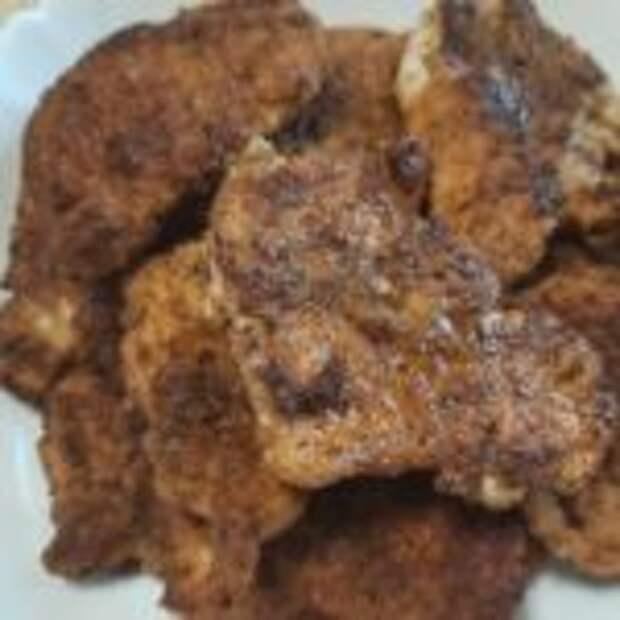 Нежные куриные отбивные в молочном маринаде