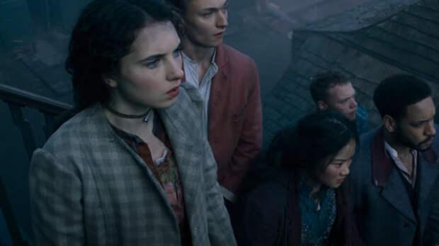 Студия Netflix закрывает сериал «Нерегулярные части» после первого сезона