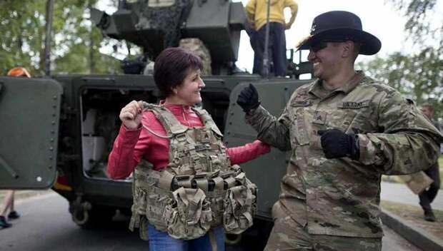 На случай войны с Россией у НАТО есть роль для Прибалтики — «сакральной жертвы»