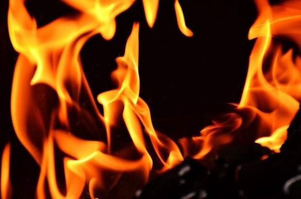 В Петрозаводске произошел пожар в гостинице