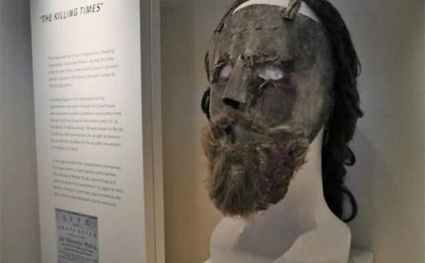 """Александр Педен и его нереальная """"маска пророка"""" Пророк, артефакт, маска, познавательно, удивительно, факты"""