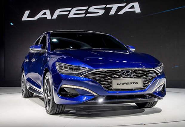 Новое лицо Hyundai. Неужели и Solaris его получит?