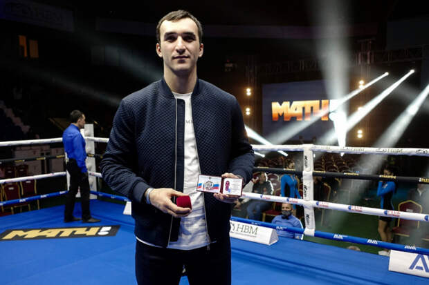 Кубанский боксер стал заслуженным мастером спорта России