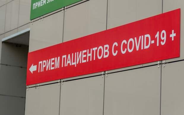 В июле ожидается пик заболеваемости COVID-19 выше январского