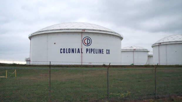 В работе Colonial Pipeline снова наблюдаются перебои