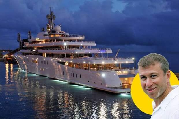 Роман Абрамович, на что тратит деньги олигарх, стоящий за Челси