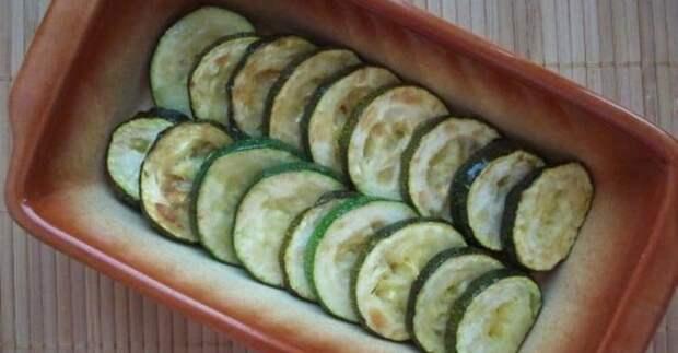 Вкусные молодые кабачки в панировке