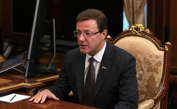 врио губернатора Самарской области Дмитрий Азаров(2017) Фото: kremlin.ru