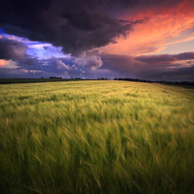 Яркие и невероятно красивые фото-пейзажи