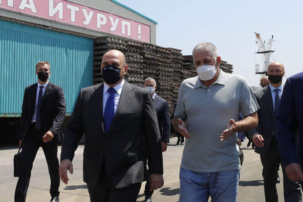 Кремль ответил на протест Японии из-за поездки Мишустина на Курилы