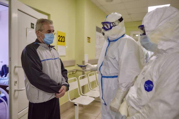3295 жителей Тверской области вылечились от коронавируса