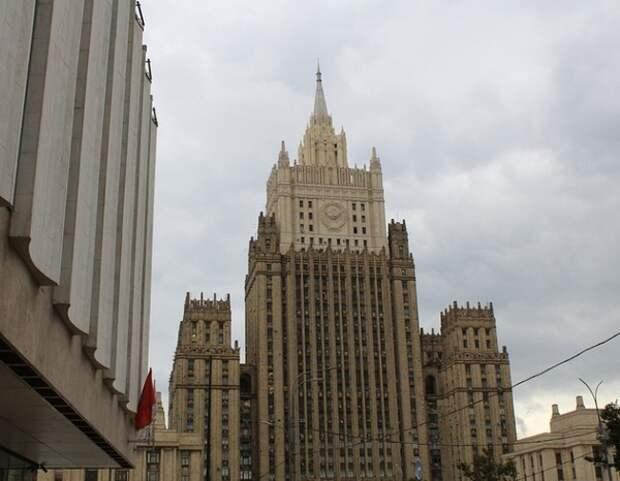 Россия высылает сотрудника посольства Болгарии