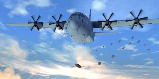 """В США разрабатывают рой """"беспилотников-убийц"""" против российского С-400"""