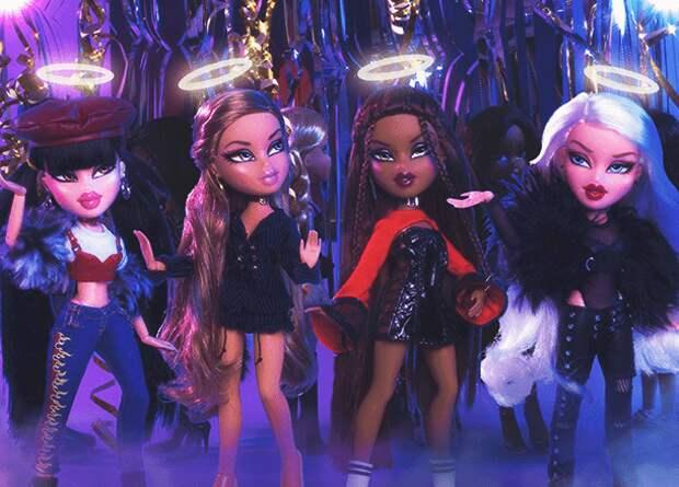 Модные, дерзкие, современные: как куклы Bratz стали фэшн-иконами