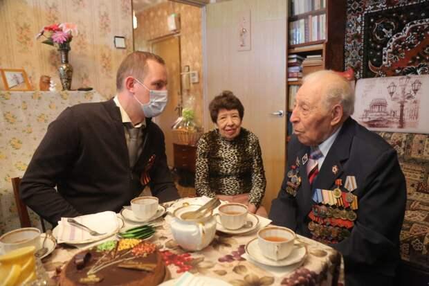 Видео: ветераны из Бабушкинского и Лосинки вспомнили военные годы лихолетья