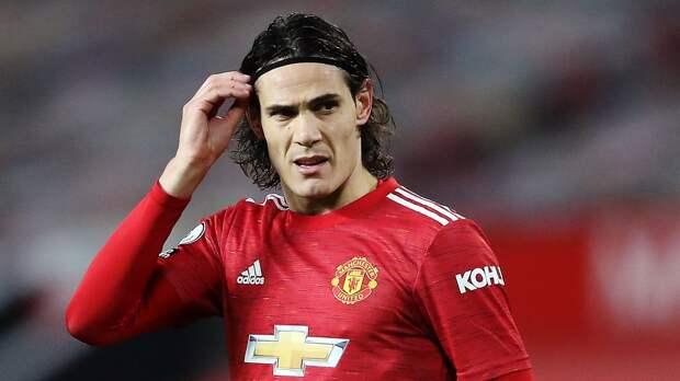 Сульшер подтвердил, что «Манчестер Юнайтед» ведет переговоры с Кавани о продлении контракта