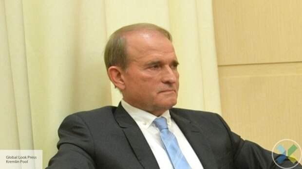 СБУ заинтересовались записями бесед Медведчука с российскими чиновниками