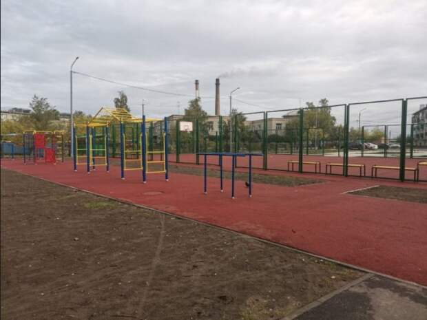 Нацпроект: семь объектов благоустройства 2021 завершены в Новосибирской области