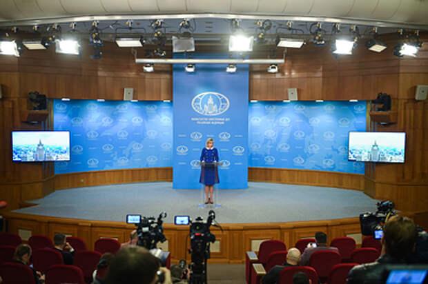 """""""Больно? Очень. Выживем? Да"""": Мария Захарова """"показала коготки иностранным журналистам"""""""