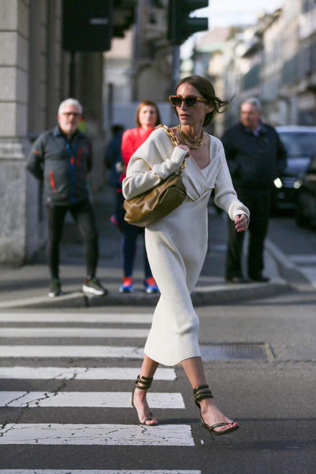 Неделя моды в Милане: 25 ярких образов, которые стоит повторить