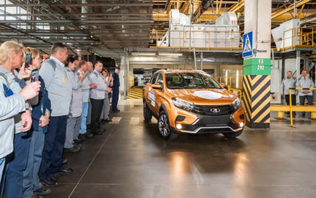 7 моделей за 7 лет: линия В0 АВТОВАЗа «отметилась» миллионным автомобилем
