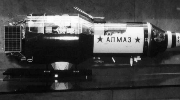 Алмаз: боевая секретная космическая станция СССР (7 фото)