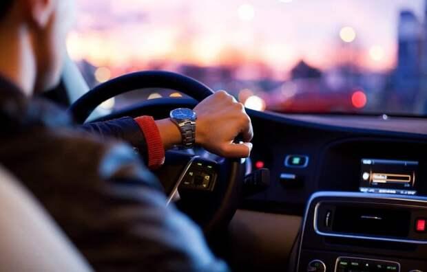 Загруженность магистралей Сокола вечером 19 мая составила два балла
